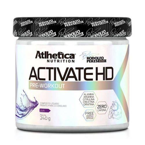 Tamanhos, Medidas e Dimensões do produto Activate HD - Atlhetica Pure Series