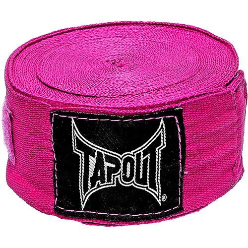 Tamanhos, Medidas e Dimensões do produto Bandagem Elástica Tapout 5M Rosa