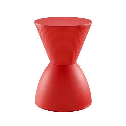 Tamanhos, Medidas e Dimensões do produto Banqueta Tub - Vermelho