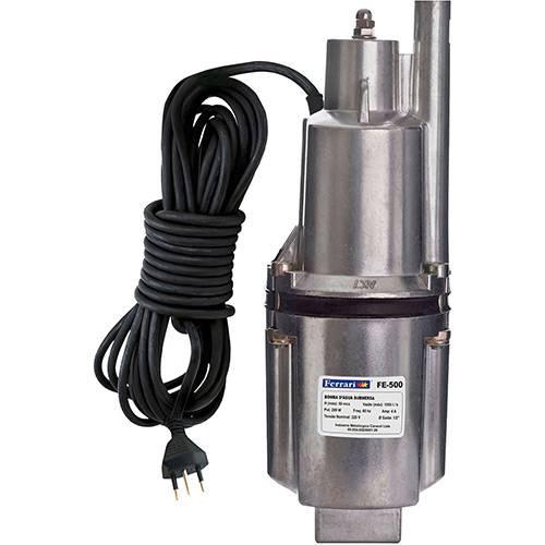 Tamanhos, Medidas e Dimensões do produto Bomba Submersa Vibratória Fe-500 110v