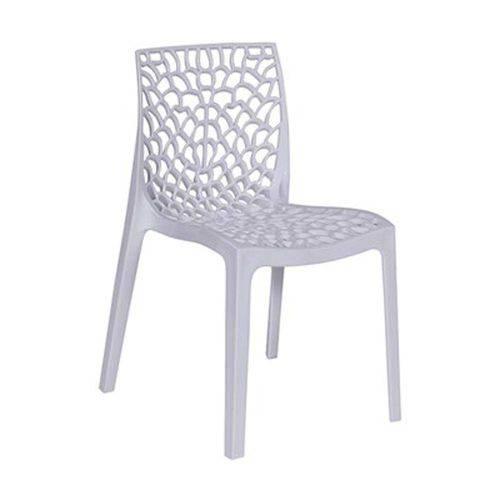 Tamanhos, Medidas e Dimensões do produto Cadeira Gruvyer Branca
