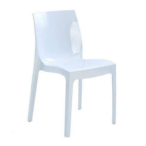Tamanhos, Medidas e Dimensões do produto Cadeira Ice Branca