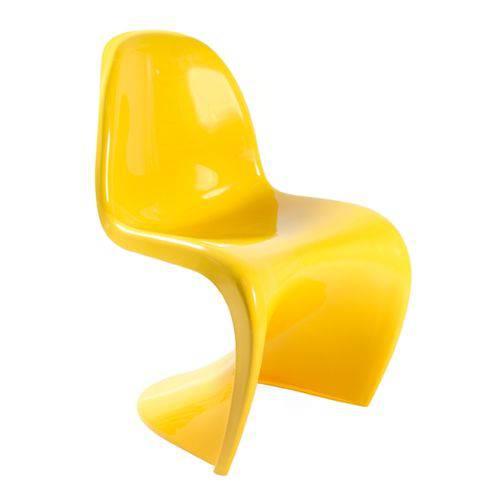 Tamanhos, Medidas e Dimensões do produto Cadeira Panton - Amarelo Brilho
