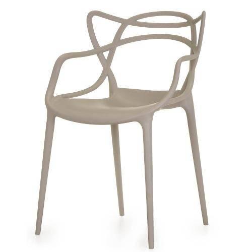 Tamanhos, Medidas e Dimensões do produto Cadeira Rivatti Allegra, Nude