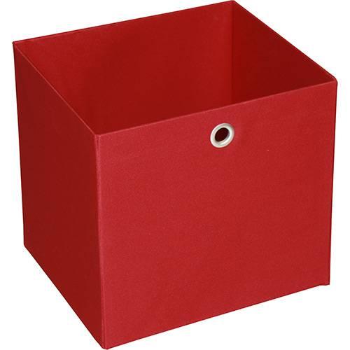 Tamanhos, Medidas e Dimensões do produto Caixa Organizadora 9000582 Grande Vermelho - Components