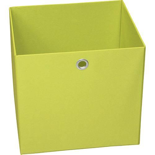 Tamanhos, Medidas e Dimensões do produto Caixa Organizadora 9000580 Grande Verde - Components