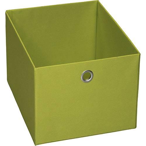 Tamanhos, Medidas e Dimensões do produto Caixa Organizadora 9000598 Média Verde - Components