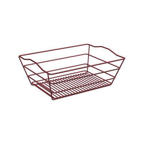 Tamanhos, Medidas e Dimensões do produto Caixa Organizadora Grande Vermelho