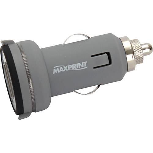Tamanhos, Medidas e Dimensões do produto Carregador Veicular Usb - 1 Porta 2.1A