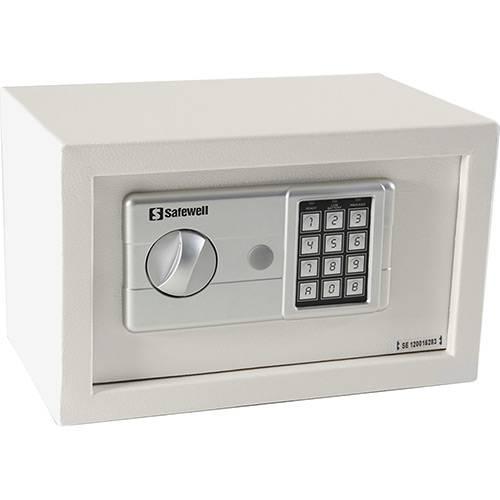 Tamanhos, Medidas e Dimensões do produto Cofre Eletrônico 30 Ek (30x38x30cm) - Safewell