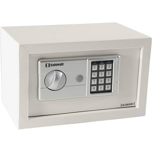 Tamanhos, Medidas e Dimensões do produto Cofre Eletrônico Safewell Modelo 25 Ek Bege