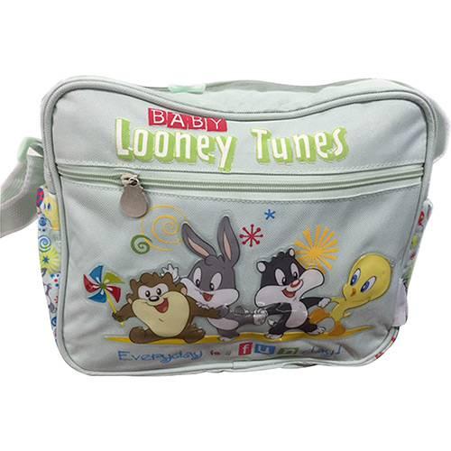 Tamanhos, Medidas e Dimensões do produto Frasqueira de Bebê Balboa Looney Tunes PVC Verde
