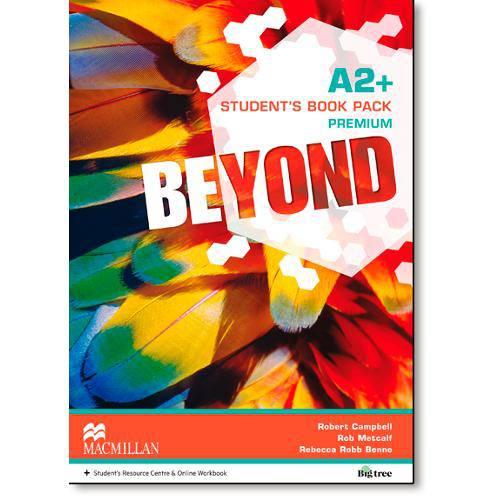 Tamanhos, Medidas e Dimensões do produto Livro - Beyond A2+ Students Book Premium Pack