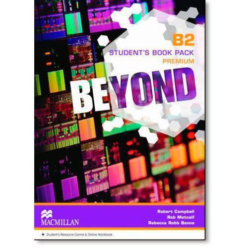 Tamanhos, Medidas e Dimensões do produto Livro - Beyond B2 Students Book Premium Pack