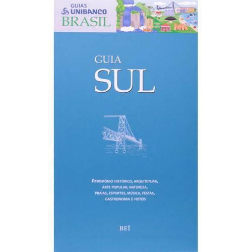 Tamanhos, Medidas e Dimensões do produto Livro: Guia Unibanco Sul