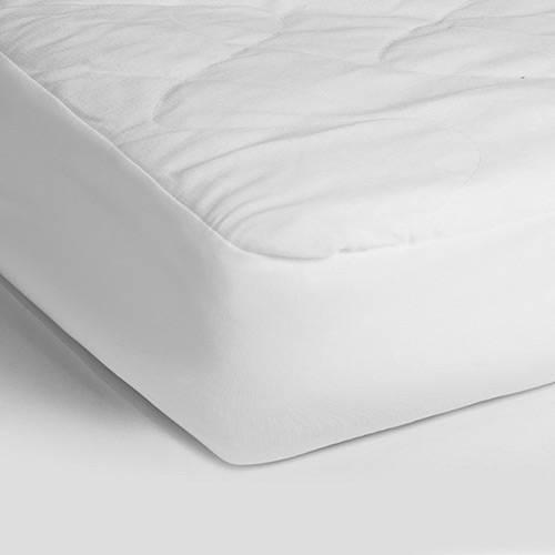 Tamanhos, Medidas e Dimensões do produto Protetor de Colchão Solteiro Impermeável Classic Slip Malha 110x200cm - Fibrasca