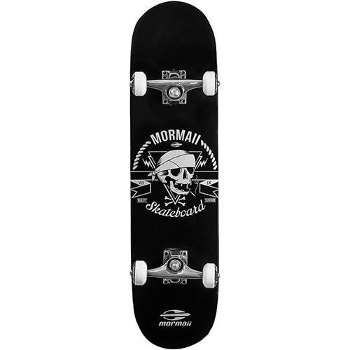 Tamanhos, Medidas e Dimensões do produto Skateboard Chill Mormaii Branco e Preto