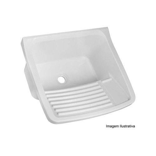 Tamanhos, Medidas e Dimensões do produto Tanque Plástico 15 Litros Branco Tq0