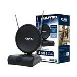 Antena Digital Interna para Tv 4 em 1 Tv-500 Aquário