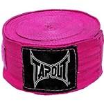 Bandagem Elástica Tapout 5M Rosa