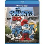 Blu-ray os Smurfs