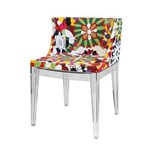 Cadeira de Jantar Solna Or Design Or-1116 Azul