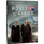 Dvd - House Of Cards 3ª Temporada