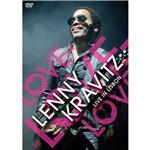 Cd Lenny Kravitz - Live In Lisbon