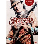 DVD Santana - At Budokan Live In