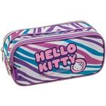 Estojo Duplo Hello Kitty Fashion - Pacific
