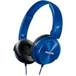 Fone de Ouvido Philips SHL3060BL/00 Over Ear Azul