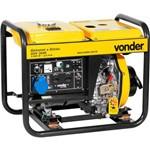 Gerador a Diesel 3600W Bivolt Vonder - GDV3600