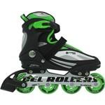 In-line Rollers Bxtreme 5000 Nr-42 Verde - Bel Sports