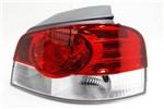 Lanterna Palio Elx/1.8r Ano 2007 a 2009 Bicolor Direita