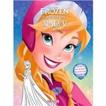 Livro - Frozen Colorindo com Magia!