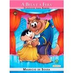 Livro - Turma da Mônica - a Bela e a Fera