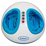 Massageador de Pés Airbag Foot Azul Massager