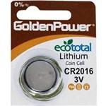 Bateria Lithium CR2032 3V