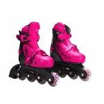 Roller Radical M (33-36) Rosa/ Preto (367500)