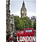 Tela Landscape London Day Light 50x70x3cm - Urban