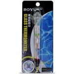Termômetro Boyu de Vidro C/ Ventosa BT-01 - Onda