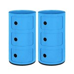 Módulo Castelli 3 Andares - Azul